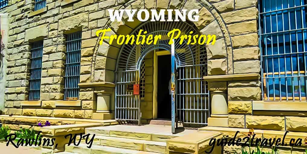 Do Ghosts Really Haunt the Frontier Prison in Rawlins, WY?