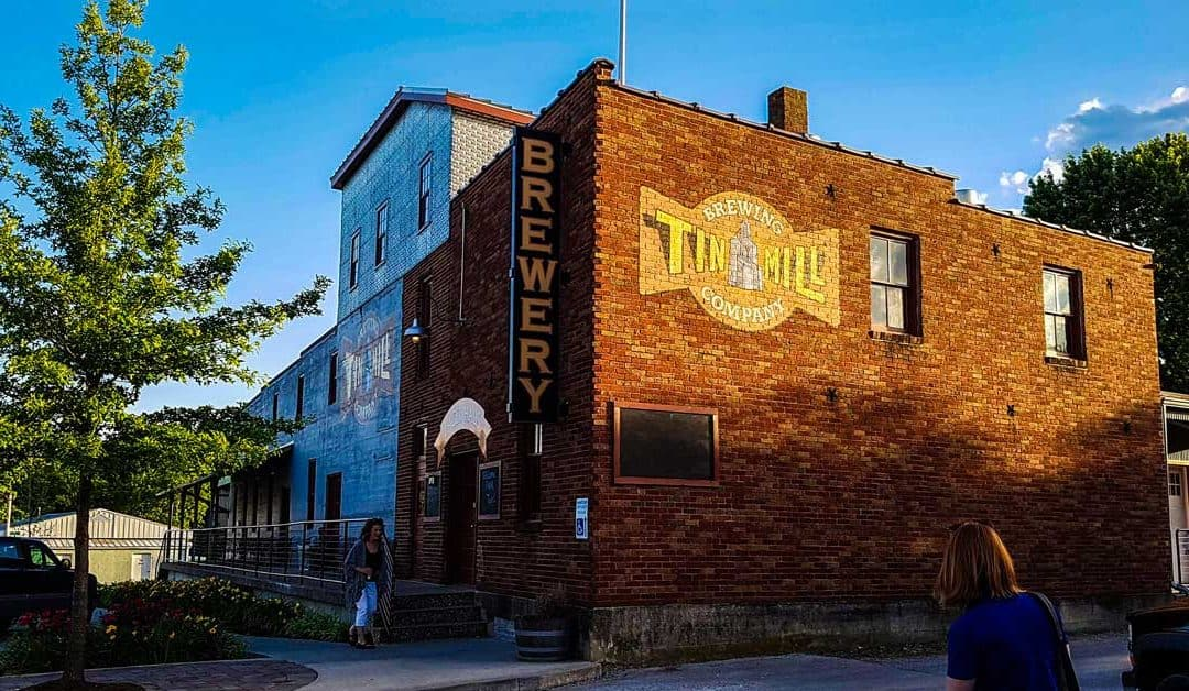 Missouri Microbrewery in a Mill — Tin Mill Brewery in Hermann