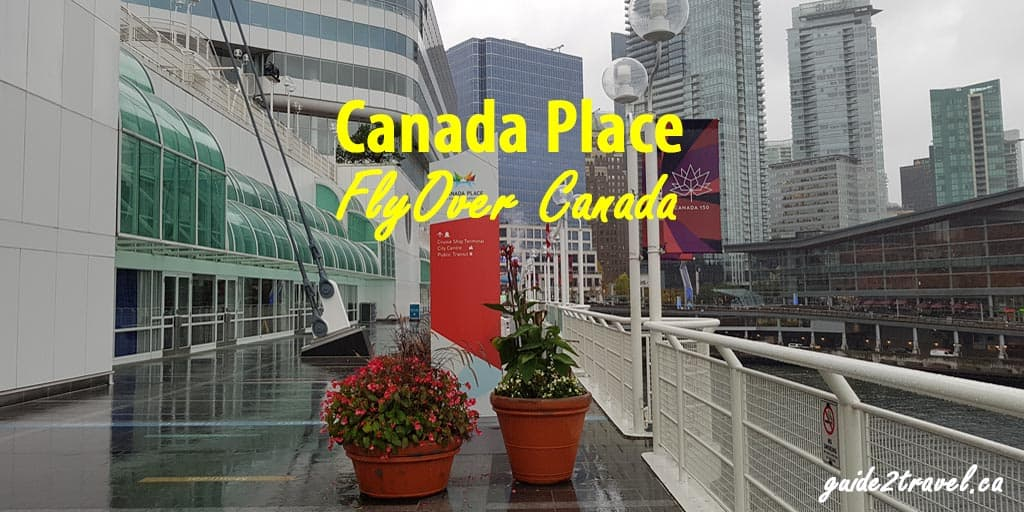 Where Can You Take the FlyOver Canada Simulation Ride?