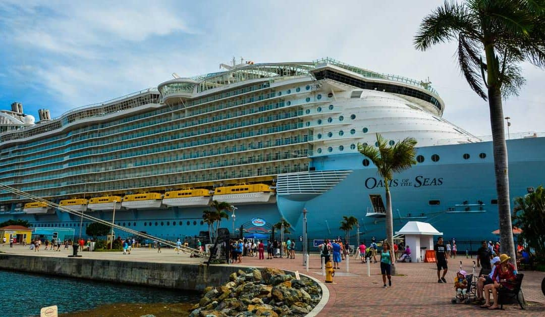 Get the Insider Scoop on Life on a Royal Caribbean Mega Ship!