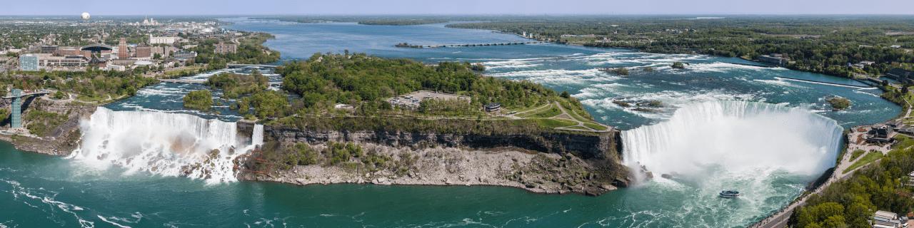 Niagara Falls. Licensed Image.