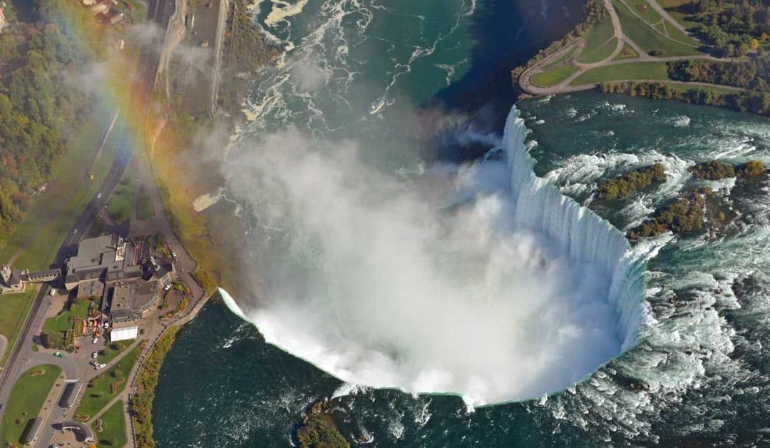 A Proper Visit to Niagara Falls