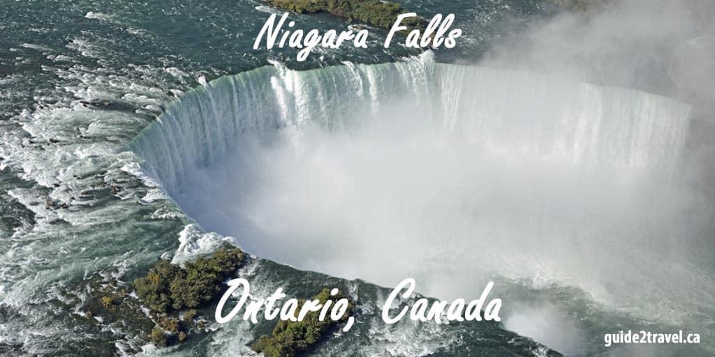 Niagara Falls. Photo by Linda Aksomitis.