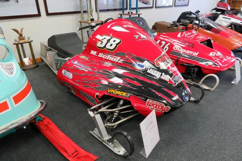 Antique Snowmobile Club of America Snowmobile Museum (ASCOA)