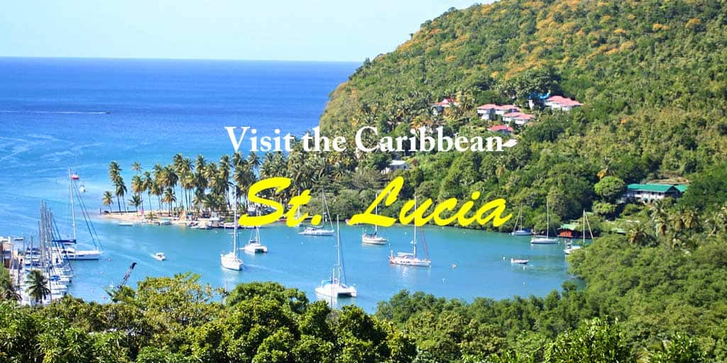 Brief Travel Guide to the Island of St. Lucia