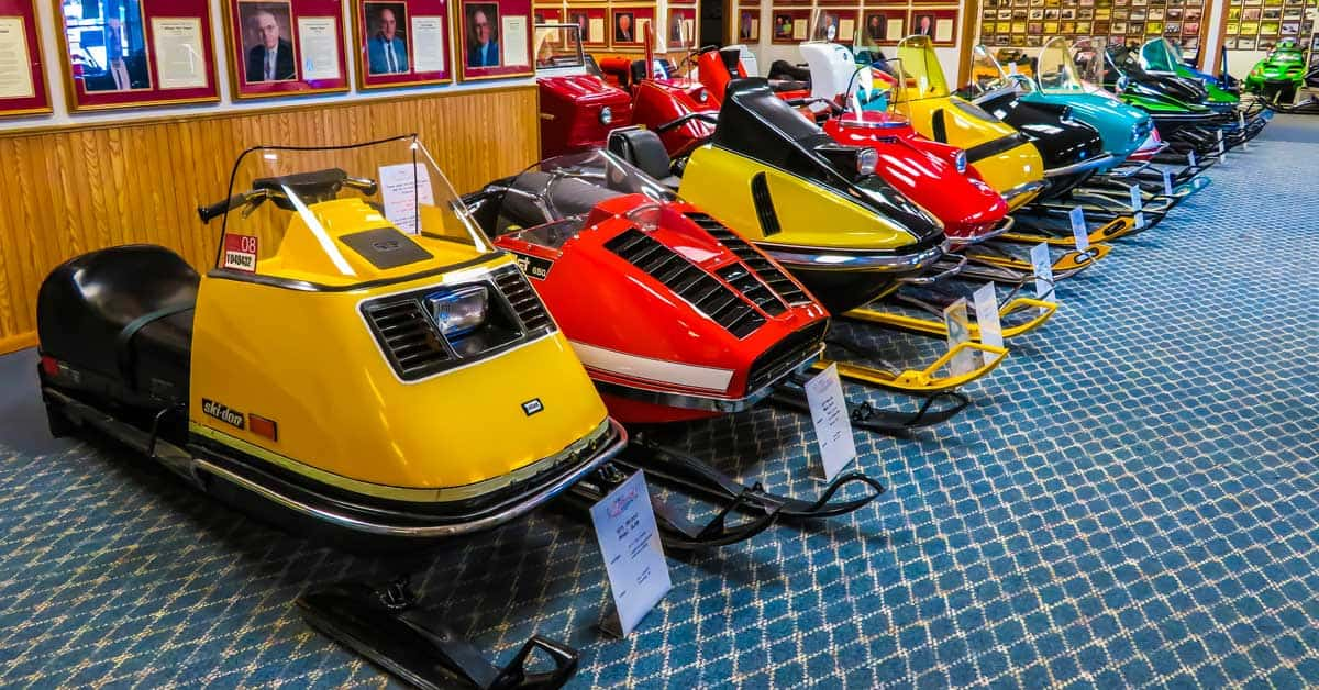 Best 6 Snowmobile Museums in North America | guide2travel.ca