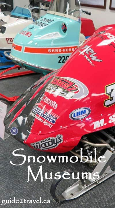Snowmobile Museums