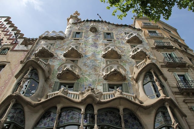 Barcelona, Spain. Creative Commons image from Pixabay.