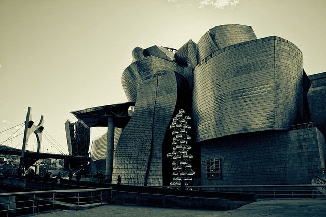 Bilbao, Spain. Creative Commons image from Pixabay.