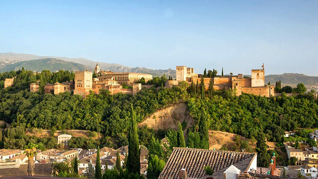 Spain - open source image from Pixabay