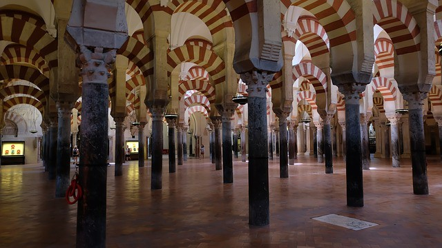 Mezquita, Spain - open source photo from Pixabay.