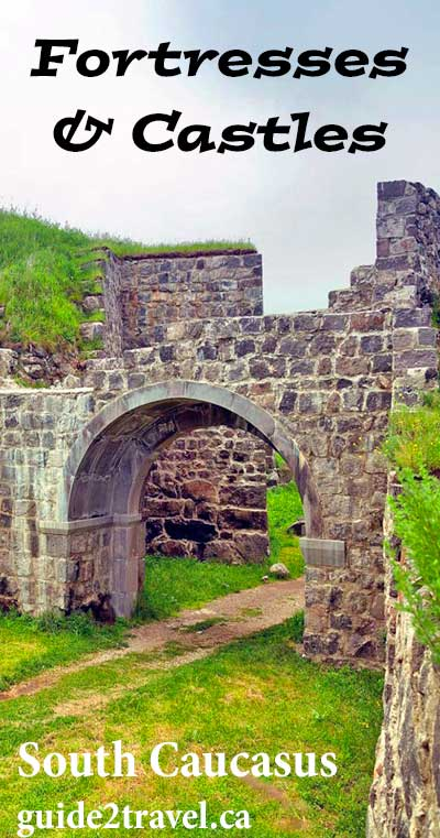 Armenia and Georgia, countries of the South Caucasus in Eastern Europe, are rich in history and culture. Explore six of the most famous and mysterious castles and fortresses in this journey into the past, including the fortress of Khertvisi, a UNESCO World Heritage site.