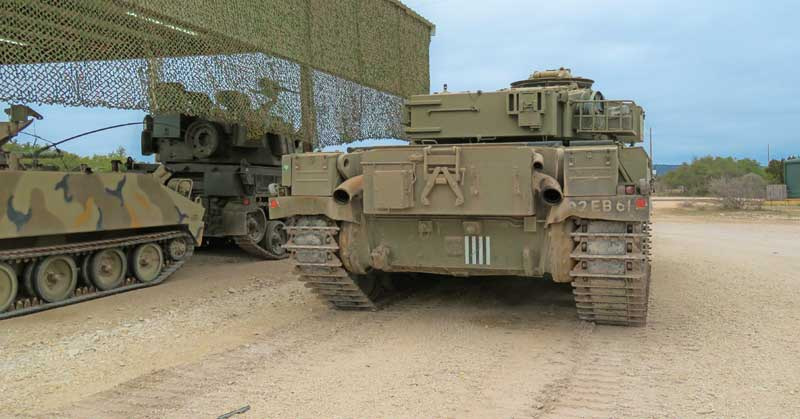 Ultimate Texas Weekend Adventure – Drive an Armored Tank