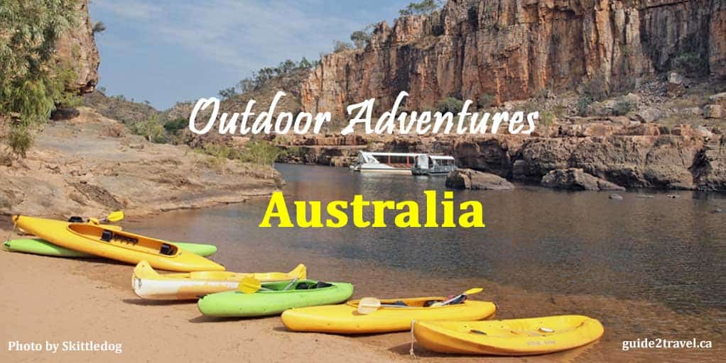 Top 10 Outdoor Adventures in Australia