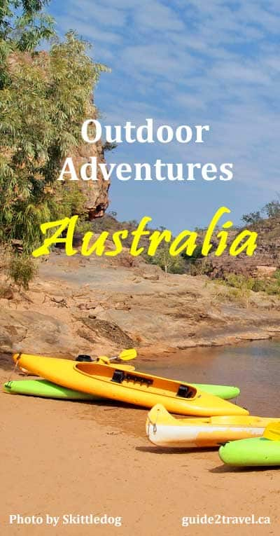 Photo of one of the top 10  #adventuretravel activities in #australia
