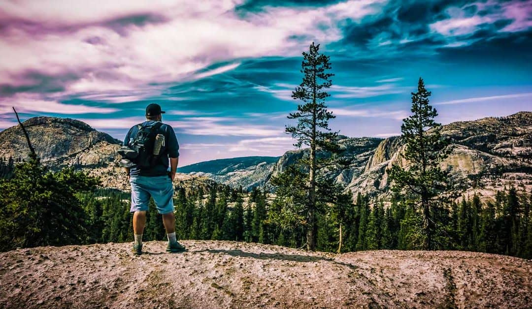 Hike the Pacific Crest Trail for Spectacular Views