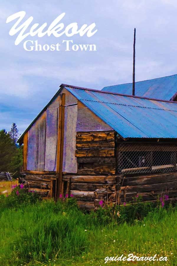 Robinson Roadhouse Historic Site, Yukon
