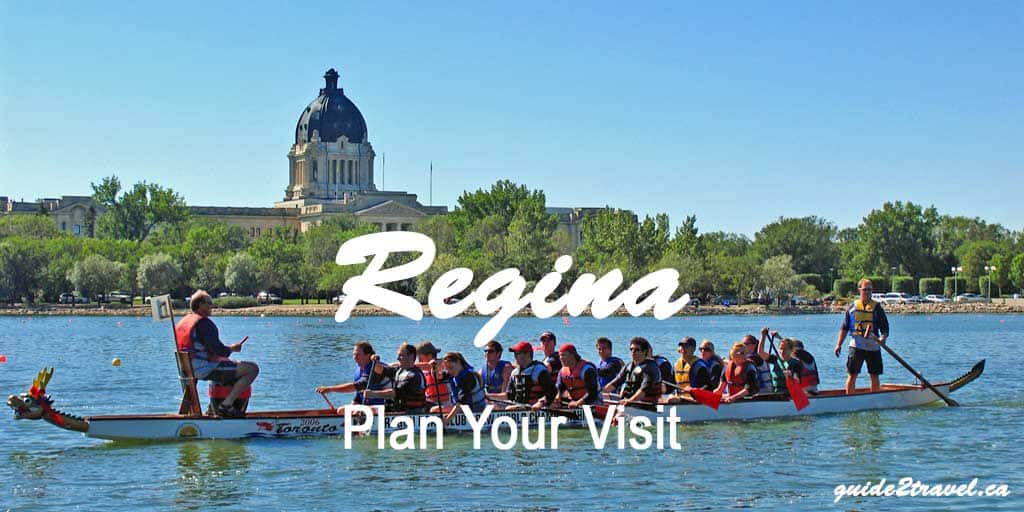 Visit Regina — Queen City of the Plains