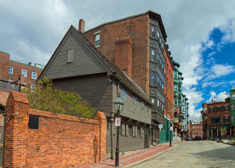 Revere House in Boston