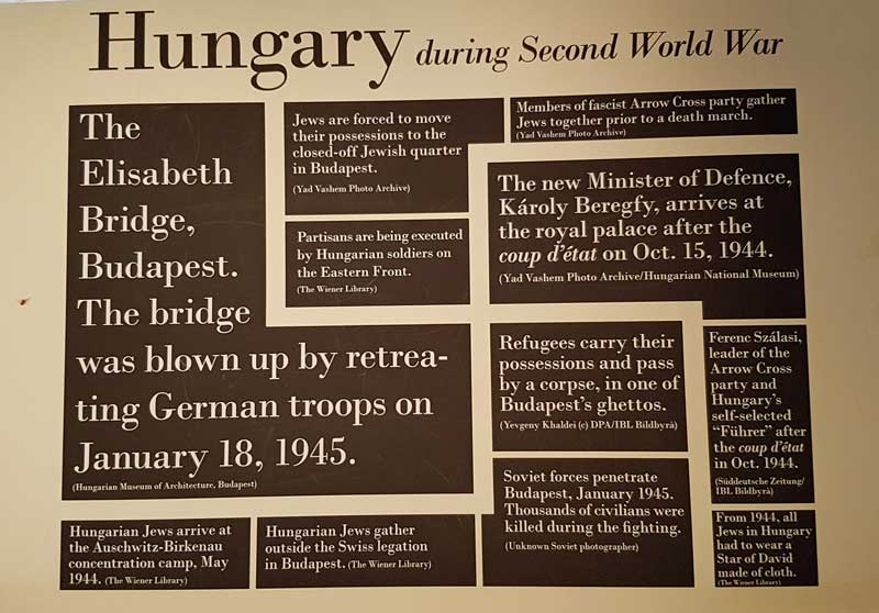 Hungary during World War II.