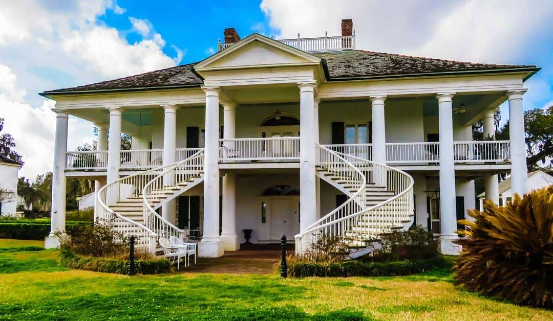 Visit Evergreen Plantation — Rare Almost Intact Antebellum Era Complex