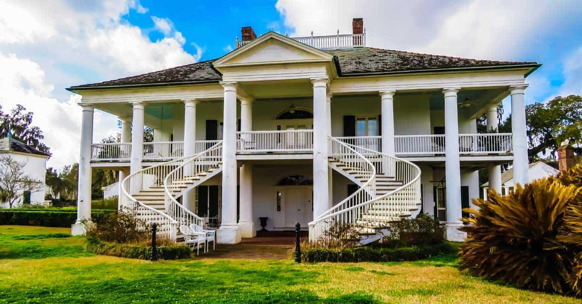 Visit Evergreen Plantation — Antebellum Era Complex