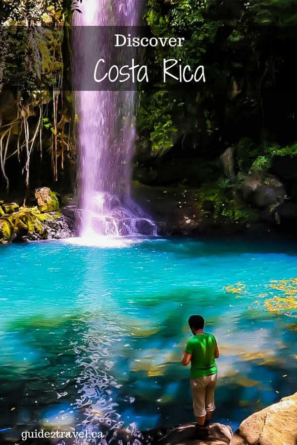 Discover Costa Rica - Pure Life!