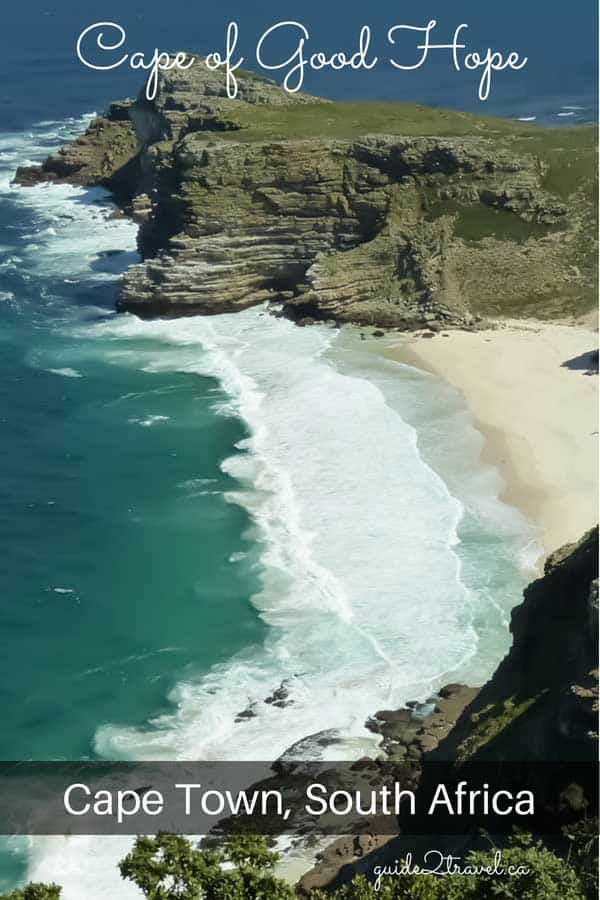 Cape of Good Hope, Cape Town, South Africa.