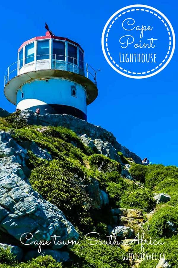 Cape Point Lighthouse, Cape Town, South Africa