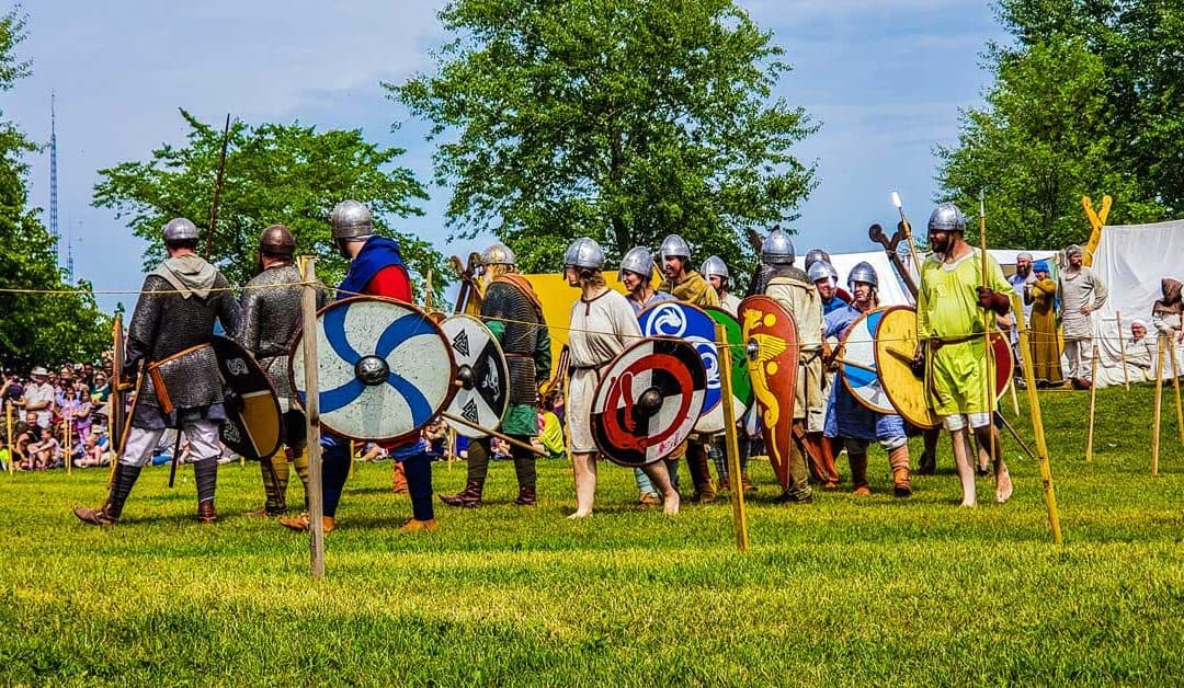Celebrate the Viking Icelandic Festival in Gimli, Manitoba