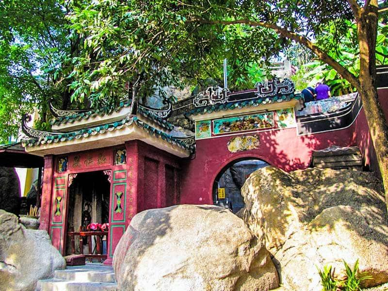 Inside A-Ma Temple (Templo de A-Ma), Macau