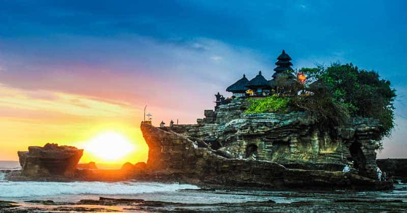 Bali, Indonesia. Photo by Harry Kessell on Unsplash