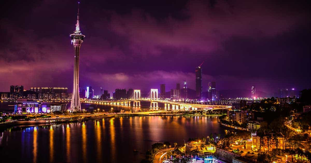 Get the Glitz & Glamor of Macau, Asia