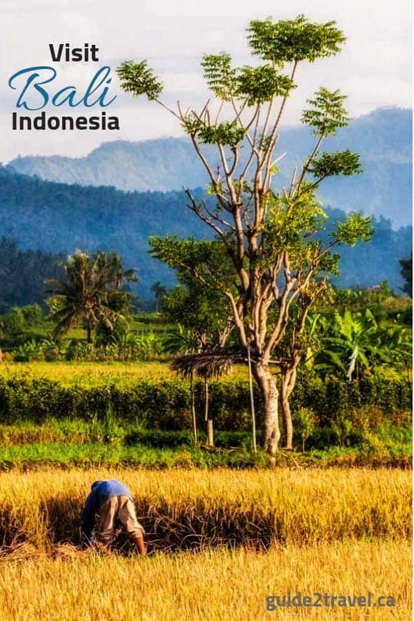 Visit Bali, Indonesia