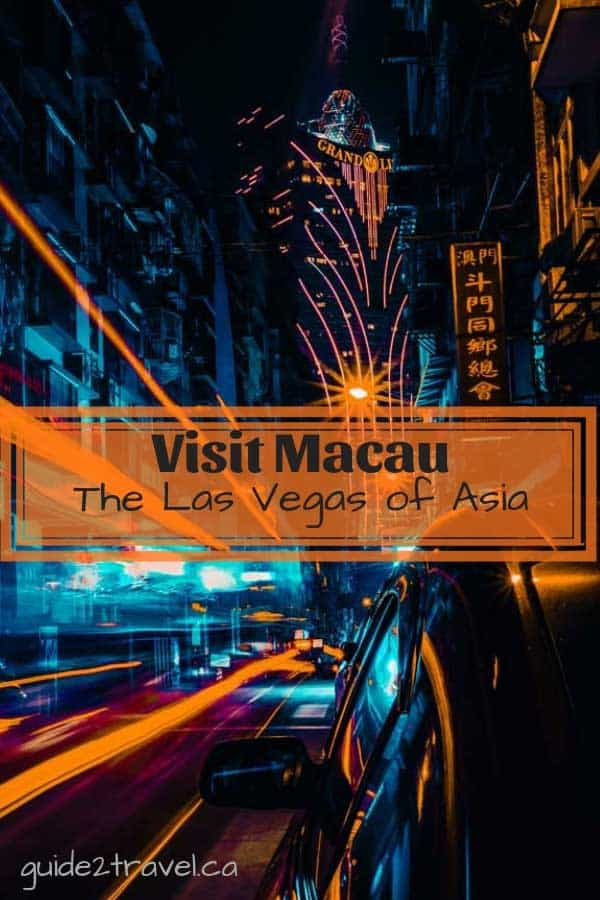 Macau, known as the Las Vegas of Asia, also has attractions from historical temples to UNESCO sites.