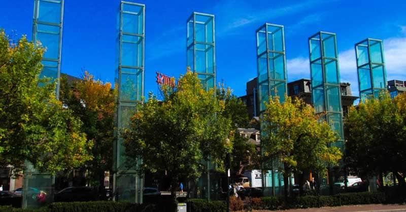 Boston Holocaust Memorial.