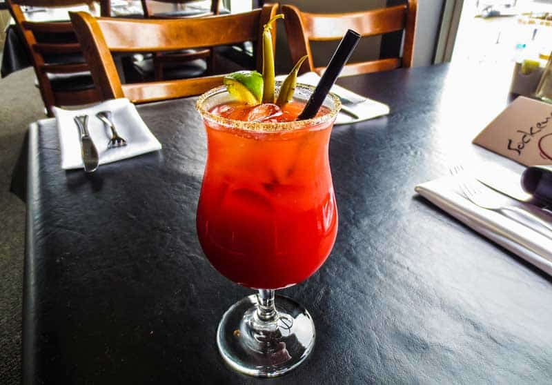 Caesar cocktails were invented in 1969 by restaurant manager Walter Chell, in Calgary, Alberta.