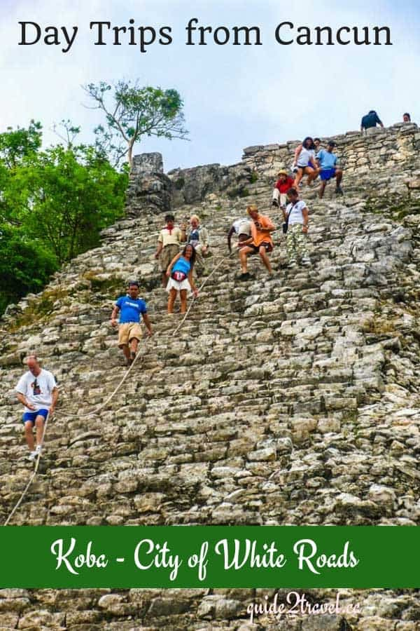 5 day trips from Cancun - Chichen Itza