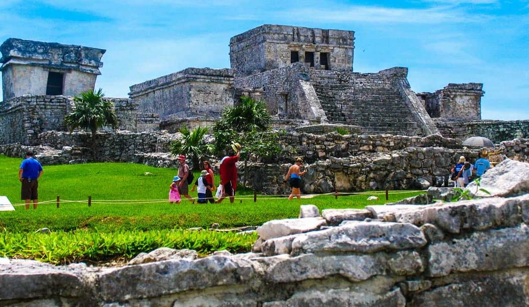 5 Day Trips from Cancun: Mayan Pyramids, Paddling, Parasailing & More