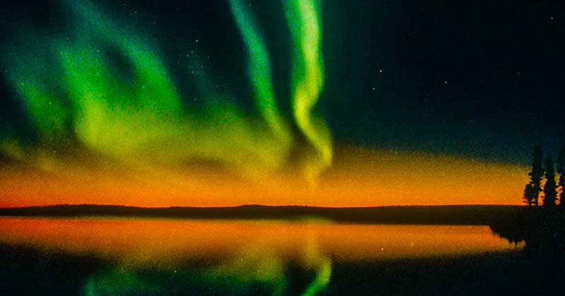 Under the Northern Lights--Things to Do in Churchill, Manitoba