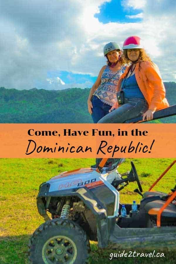 ATVs, Horses, & Waterfalls: Camel Safari Top 3in1 Dominican Adventure Tour