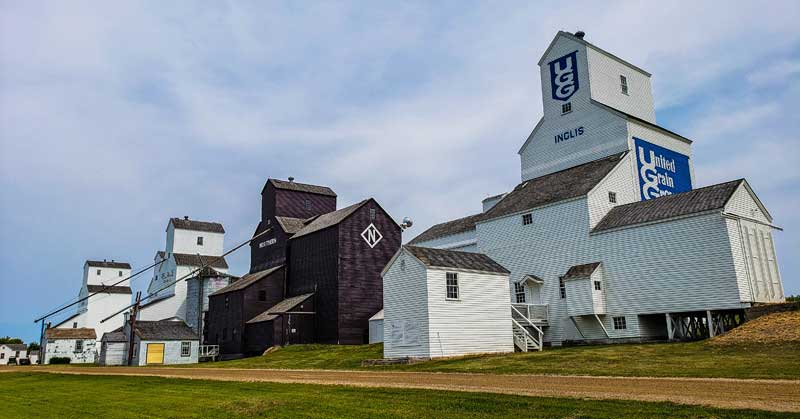 Discover Prairie Giants – Visit the Inglis Grain Elevators National Historic Site