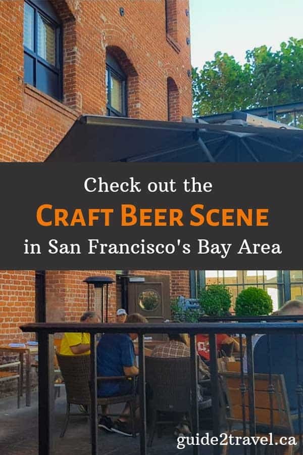 Check out the craft beer scene in San Francisco's Bay area.