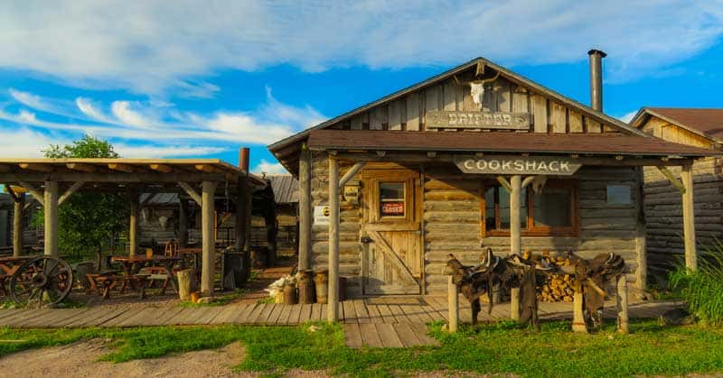 Best places to find old west frontier and cowboy adventures in Nebraska