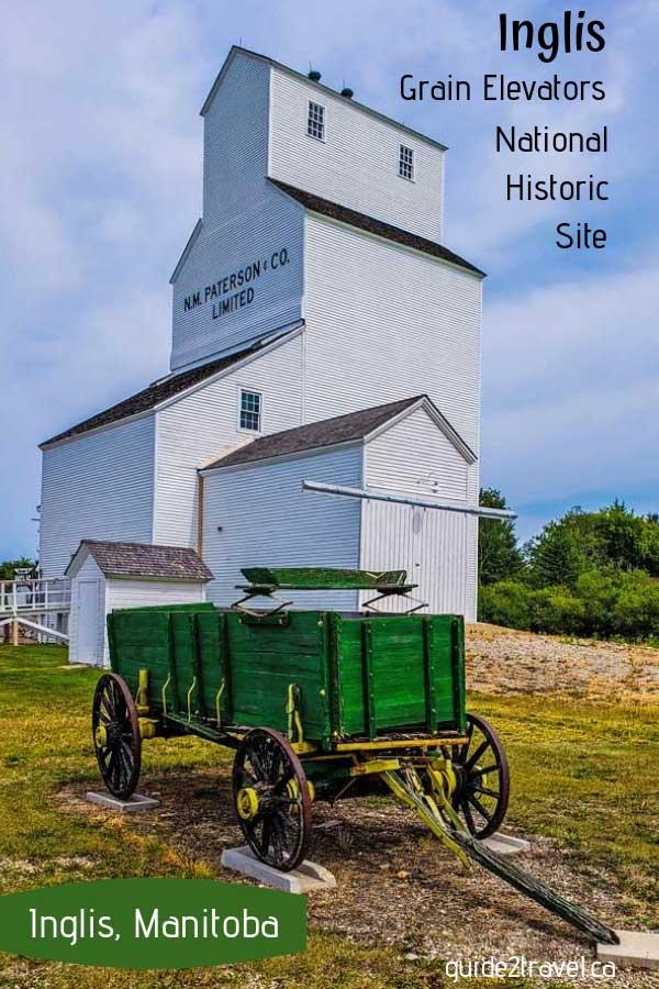 Inglis Grain Elevators National Historic Site