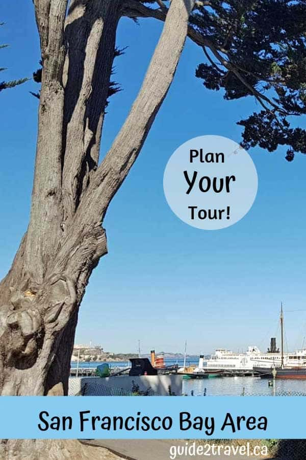 Plan your visit to the San Francisco Bay Area!