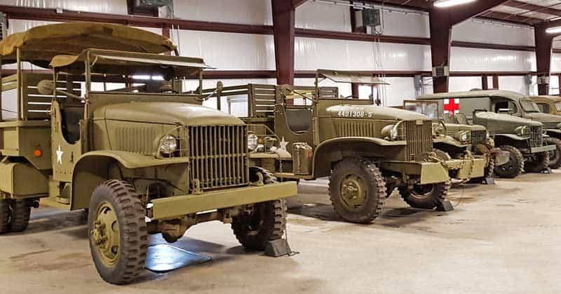 Museum of the Pacific War in Fredericksburg, Texas.