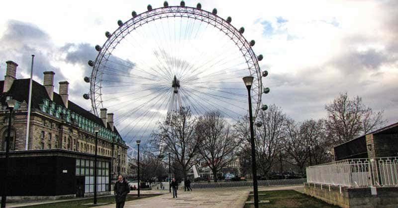 London Eye. Photo by guide2travel.ca