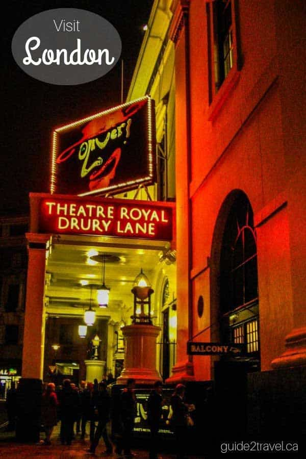 Theatre Royal, Drury Lane, London