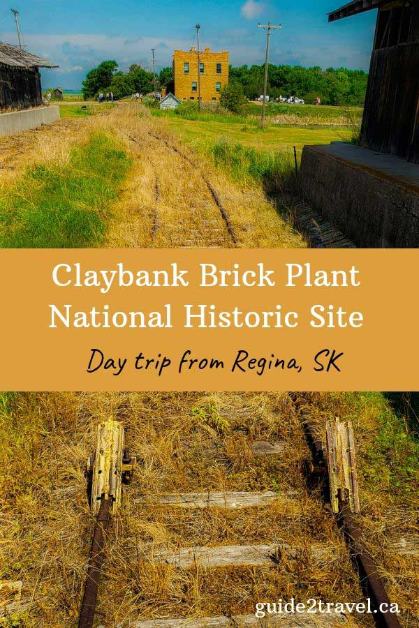 Visit & Hike Claybank Brick Plant National Historic Site: A Great Regina Day Trip
